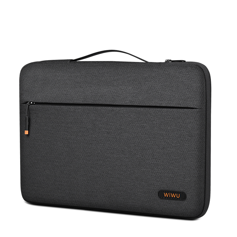 WiWU Pilot Sleeve Waterproof Polyester Laptop Bag Case for Gadgets Protective Messenger