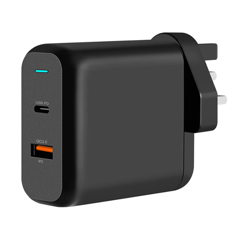 WiWU PT3621 Type-c 36W Fast Charging Wall Charger for Tablet And Laptop