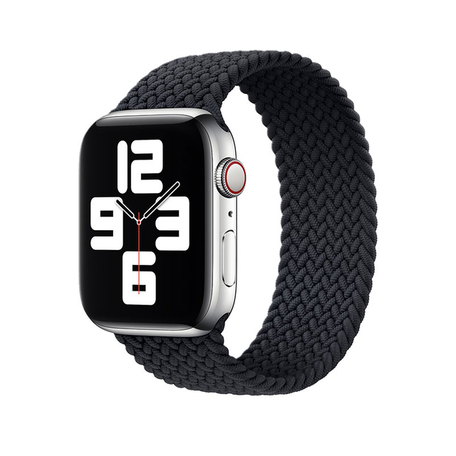 WiWU Braided Watch Band 40mm 44mm 38mm 42mm Breathable Soft Sport Strap Wristband Replacement Compatible Apple Watch