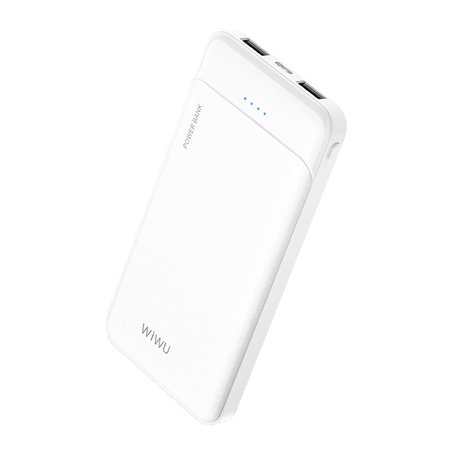 WiWU JC-11 6200mAh 5-9V=2.0A Portable Chargers Mobile Phone Power Bank